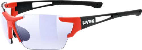 Uvex Sportstyle 224 Lunettes de sport Rouge/Noir T8DEioO
